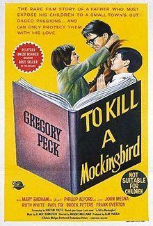 Kitaptan Uyarlama: Bülbülü Öldürmek – To Kill A Mockingbird (1962)  Director: Robert Mulligan