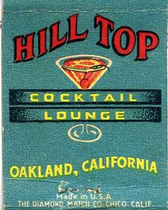 All sizes | Hilltop Cocktail Lounge, via Flickr.