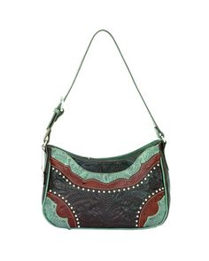 01c3fc65b061 Womens Calico Creek Zip-top Shoulder Bag Country Outfitter