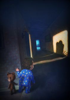 Among The Sleep – Creepy trailer for the horror video game