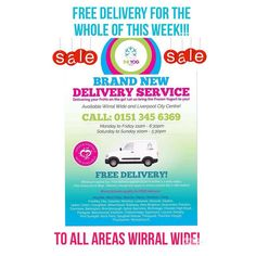 Who's going to make the most of our free deliveries?! Last day TODAY! Last delivery 4:30!! by theyogbar