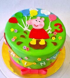 Peppa Pig 2D Cake 2