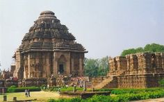The Konark temple in all its glory. One day I shall return... :)