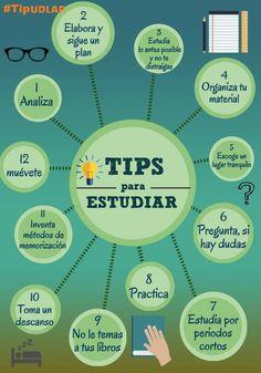 Tips d estudio Study Techniques, Study Methods, Spanish Classroom, Teaching Spanish, Learn Spanish, Map Mind, Studyblr, School Hacks, Study Motivation