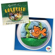 Cute craft and comprehension activities for Memoirs of a Goldfish