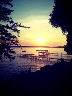 Torch Lake, Michigan