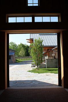 Weston, MA Horse Farm