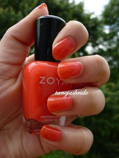 Zoya Nail Polish in Kate from the LE Zoya Blogger Collection by Birchbox