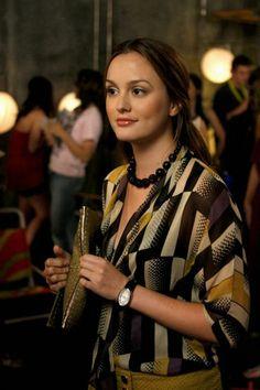 "Blair ""Queen B"" Waldorf in the episode ""The Freshman""......."