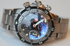 CX Swiss Military 20,000 Feet Diver Watch Review   wrist time watch reviews