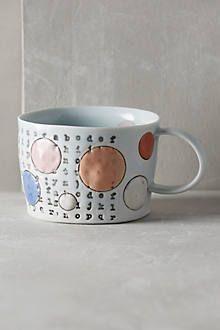 Berry Fields Mug - anthropologie.com