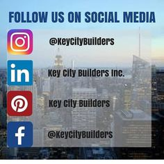 Are you social? Follow us on all our social media channels   #generalcontractor #nyc #homerenovation #commercialrenovation #manhattan #brooklyn #socialmedia