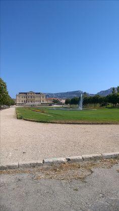 Marseille Parc Borély Provence, Golf Courses, Park, Marseille, Aix En Provence