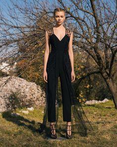 Georges Hobeika | Ready-to-Wear Pre-Fall 2018 | Look 2
