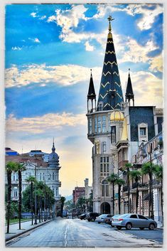 Batumi, Republic of Georgia