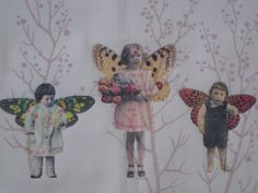How about make a fairy doll of each of the children at the centre.