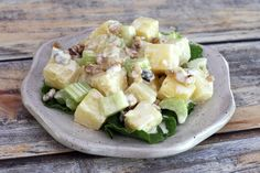 This 5-Minute Pineapple Salad Will Complete Your Meal Perfectly