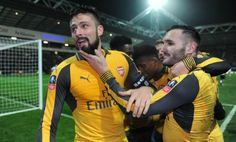 Arsenal draw Southampton or Norwich in FA Cup fourth round