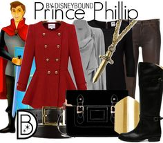 Prince Phillip Outfit<3