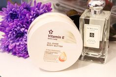 Superdrug Vitamin E All Over Body Butter