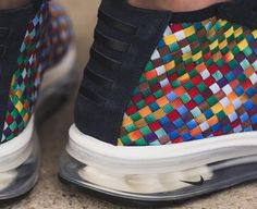 Basket Nike Air Max Woven Boot SE. Multicolor (2)