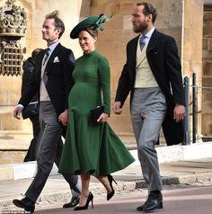 Princess Eugenie Of York's Royal Wedding Pippa Middleton, Kate Middleton Sister, Middleton Family, Princesa Eugenie, Princesa Diana, Princess Eugenie And Beatrice, Princess Kate, Duchess Kate, Duke And Duchess
