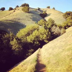 Check out this slideshow Matt Davis Trail  in this list Great Hikes Around The U.S.