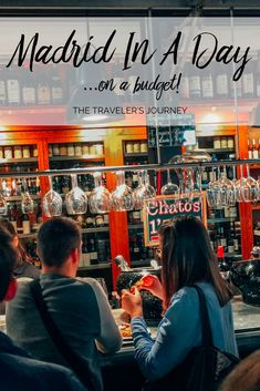 Madrid on A Budget - Tips on Where to Stay, Where to Eat & Things to Do in Madrid
