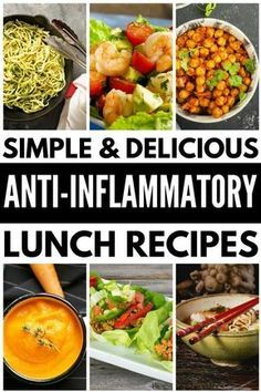 This delicious anti-inflammatory meal plan will help boost your immune system, keep your autoimmune disease under control, and aid in weight loss! Clean Eating, Healthy Eating, Eating Vegan, Diet Recipes, Healthy Recipes, Healthy Snacks, Snack Recipes, Diet Tips, Healthy Protein