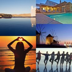 Our #Mykonos #yoga #retreat in May has booked up very fast - scoop yourself up one of the last few places before it's sold out! 7 nights May 20-27 www.elisawilliamsyoga@gmail.com