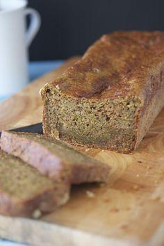 Vegan Protein Zucchini Bread