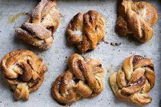 Leila Lindholm's Classic Swedish Cinnamon & Cardamom Bun