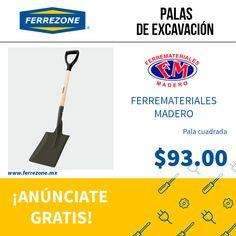 #EquipoParaExteriores #Pala de #Excavación http://www.ferrezone.mx El mercado #ferretero de México Anúnciate gratis