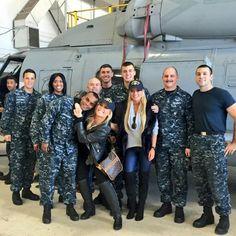 Natalya & Amanda Saccomanno, Supporting the Troops Jacksonville