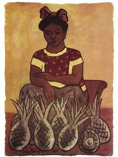 Diego Rivera.