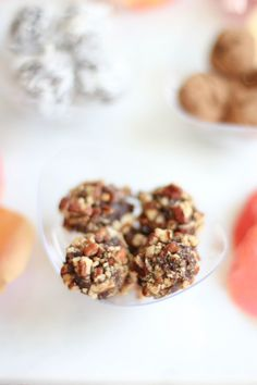 Chocolate truffles by Bake Bellissima