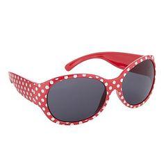 Girl's red polka dot sunglasses - Sunglasses - Accessories - Kids -