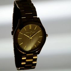 Gold Watch, Watches, Accessories, Shopping, Chic, Black People, Clocks, Clock, Ornament