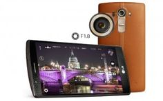Así es la cámara del modelo G4 de LG
