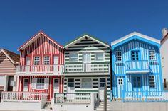 Deixa entrar o sol: O charme da vibrante e veraneante Costa Nova