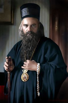 Nikolaj Velimirović  Николай (Велимирович) Miséricorde Divine, Orthodox Christianity, Byzantine Icons, Art Icon, Orthodox Icons, Male Face, Priest, Marketing Digital, Vintage Photos