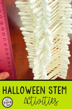 Are you looking for some fun STEM Activities for your upper elementary class? These STEM Challenges work great for Halloween or the month of October.  Your elementary students will enjoy these easy to implement STEM Halloween themed activities in your classroom. These activities will keep the learning going even during the holidays. (third, fourth, fifth graders, Grade 3,4,5)