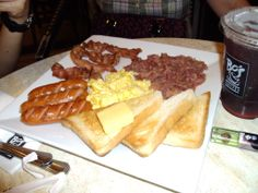 Big Breakfast Set/Bo's Coffee, Resorts World, Newport Breakfast Set, Newport, Resorts, Waffles, Dining, Coffee, Big, Food, Breakfast Nook Set