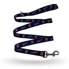 Detroit Tigers Pet Leash Size L/XL