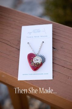 Then she made...: Steampunk Love & Others
