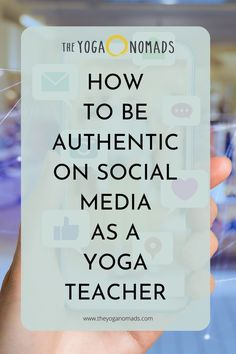 How to stay authentic when posting about your yoga classes on Social Media. Few marketing tips to consider when you post to social media. Pilates Reformer Exercises, Pilates Yoga, Pilates Workout, Teacher Blogs, Teacher Resources, Teaching Philosophy, Online Yoga Classes, Yoga Breathing, Teaching Jobs