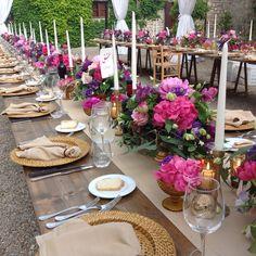 Longs tables