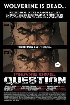 Marvel's Weapon X Preview Pages: What Happens After the Death of Wolverine?