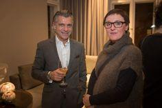 #ClaudiaRuhsek ist die Geschäftsführerin am Ruby design living. #kontemporäreWohnkonzepte Sehe auch: http://wohnenmitklassikern.com/klassich-wohnen/50-top-innenarchitekten-in-deutschland/12/