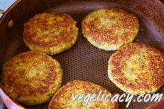 Chickpea Corn Burger